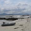 Oronsay Island looking towards Islay