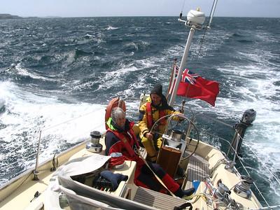 Sailing on Quarterwave