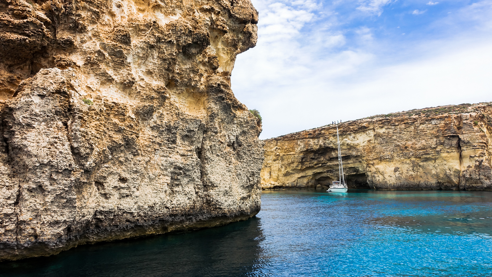 Sailing the Maltese Islands