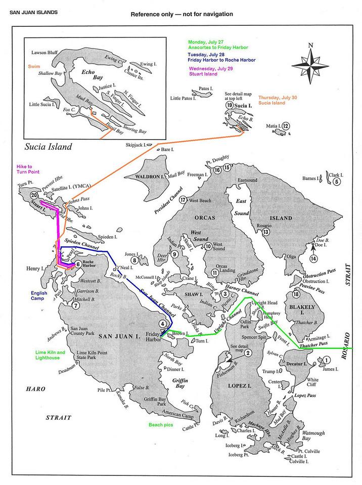 SJ Thursday map