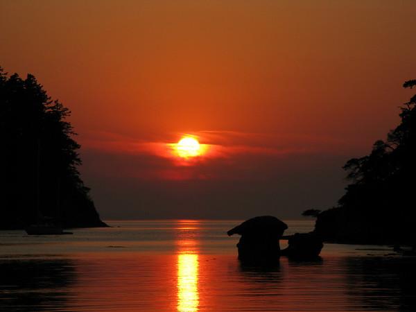 Sucia Island, Thursday, July 30