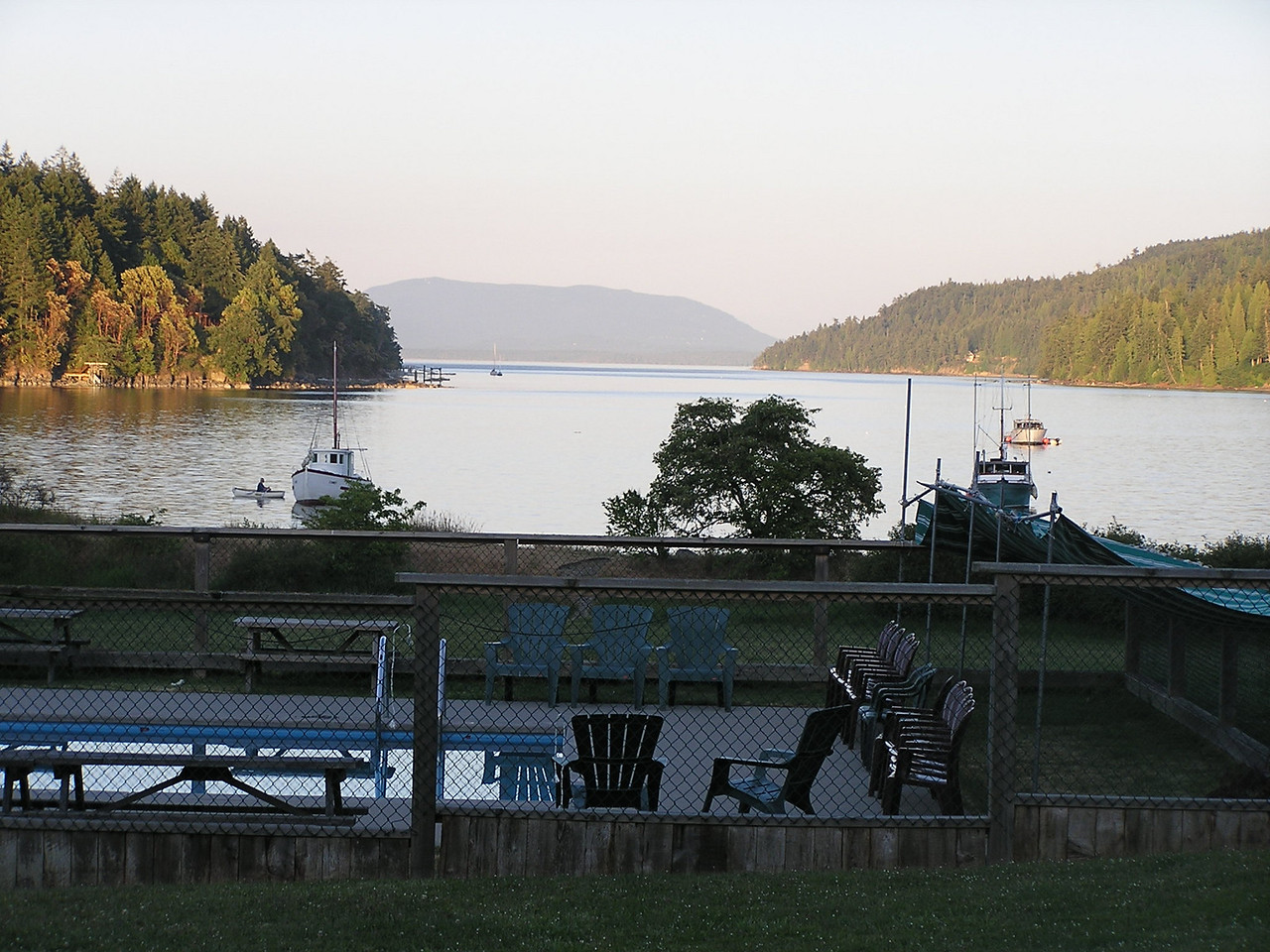 Bedwell Harbour