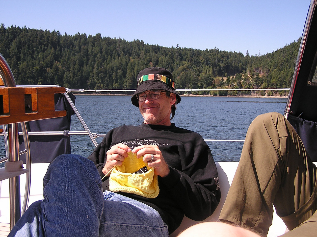 Day 3:  Sailing from Bedwell to Montague