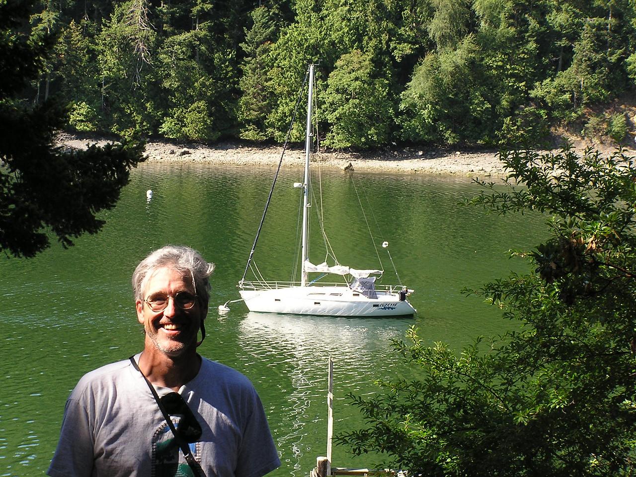 Day 6:  Roche Harbor to Stuart Island