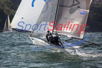 ASCC 18ft Skiff Racing, JJ Giltinan 2013
