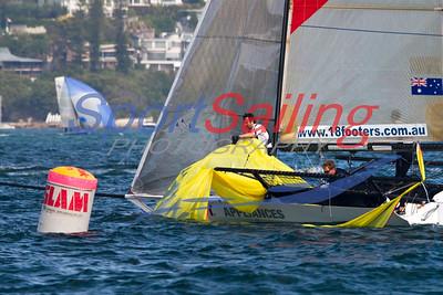 18ft Skiffs - Sunday 25th November