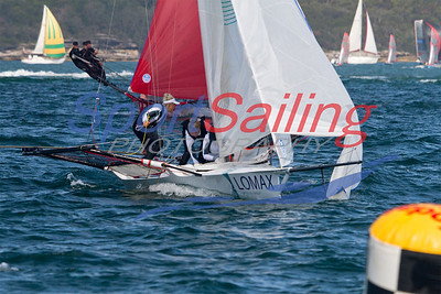 18ft Skiffs - Sunday 25th November