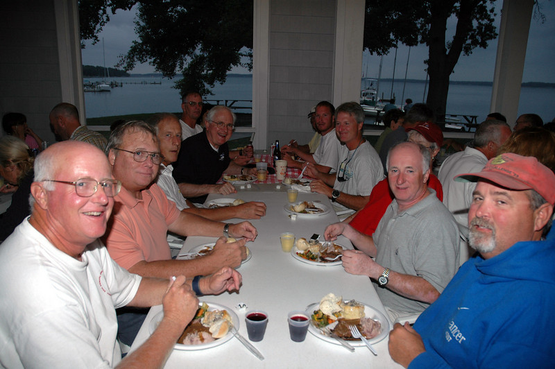 Mike Dale, Brooks Zerkle, Phil Webb, Brad Miller, Eric Powers, David Clark, David Hinckle
