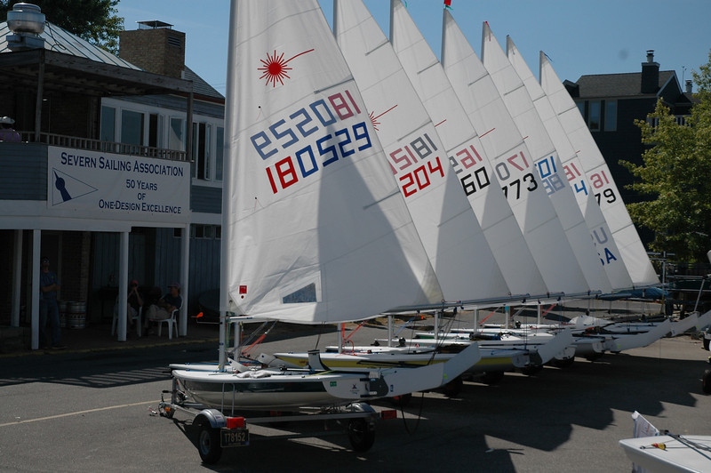 Severn Sailing Association - 50 Years of One-Design Excellence