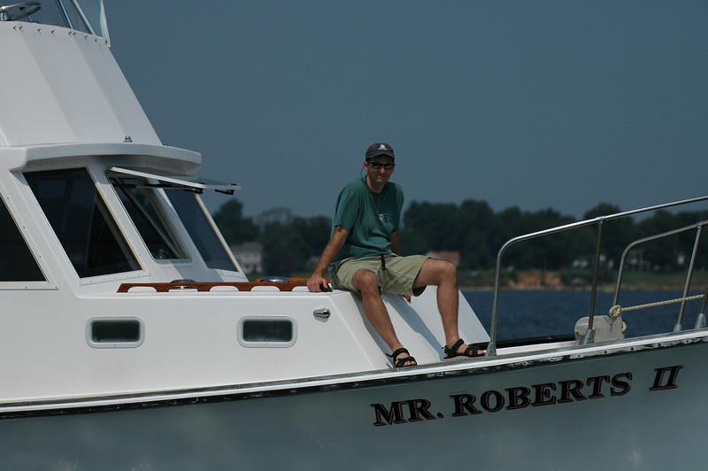 Mr Roberts