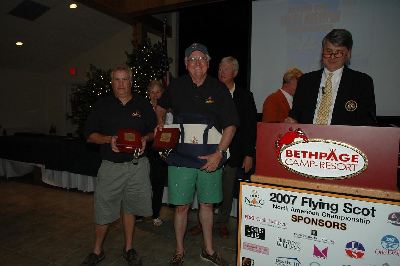 Challenger Division 9th place 30/3320 Phil Webb/Jerry Desvernine