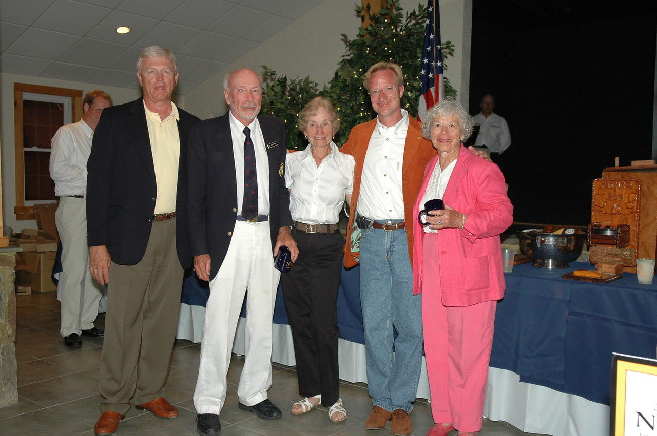 Race 6 Challenger Fleet Winner 73/1342 Jack Stewart/Martha Stewart