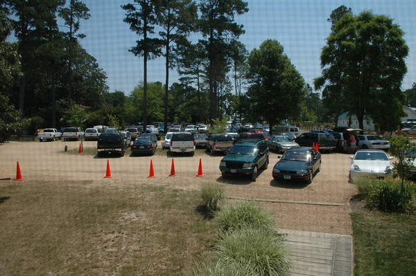 FBYC parking lot