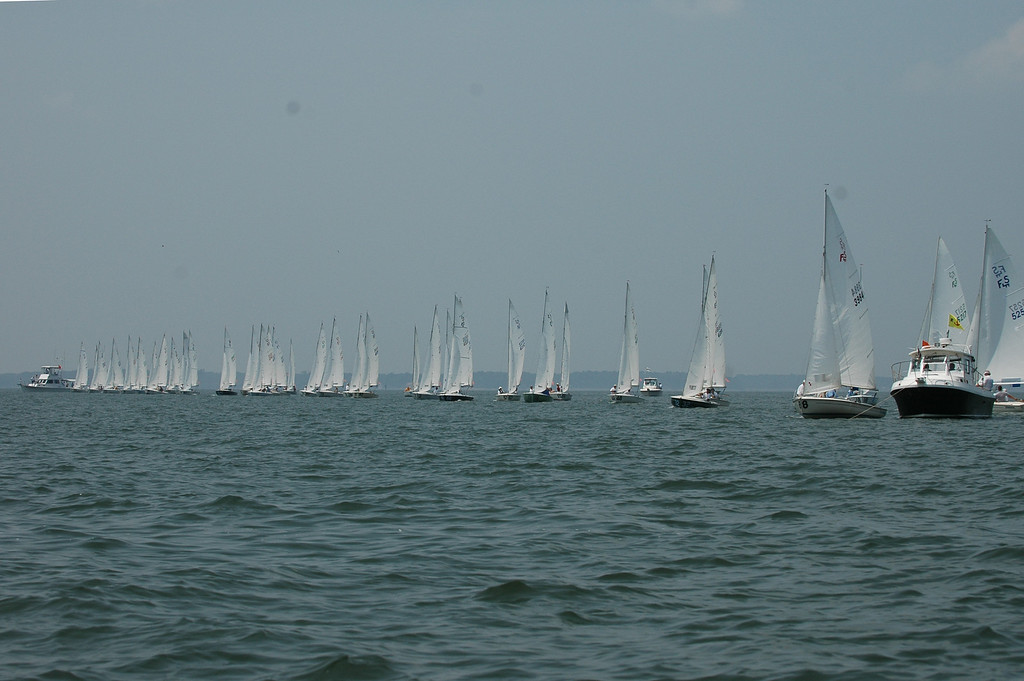 Start of Challenger division race 3
