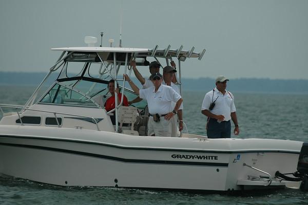 Judge boat
