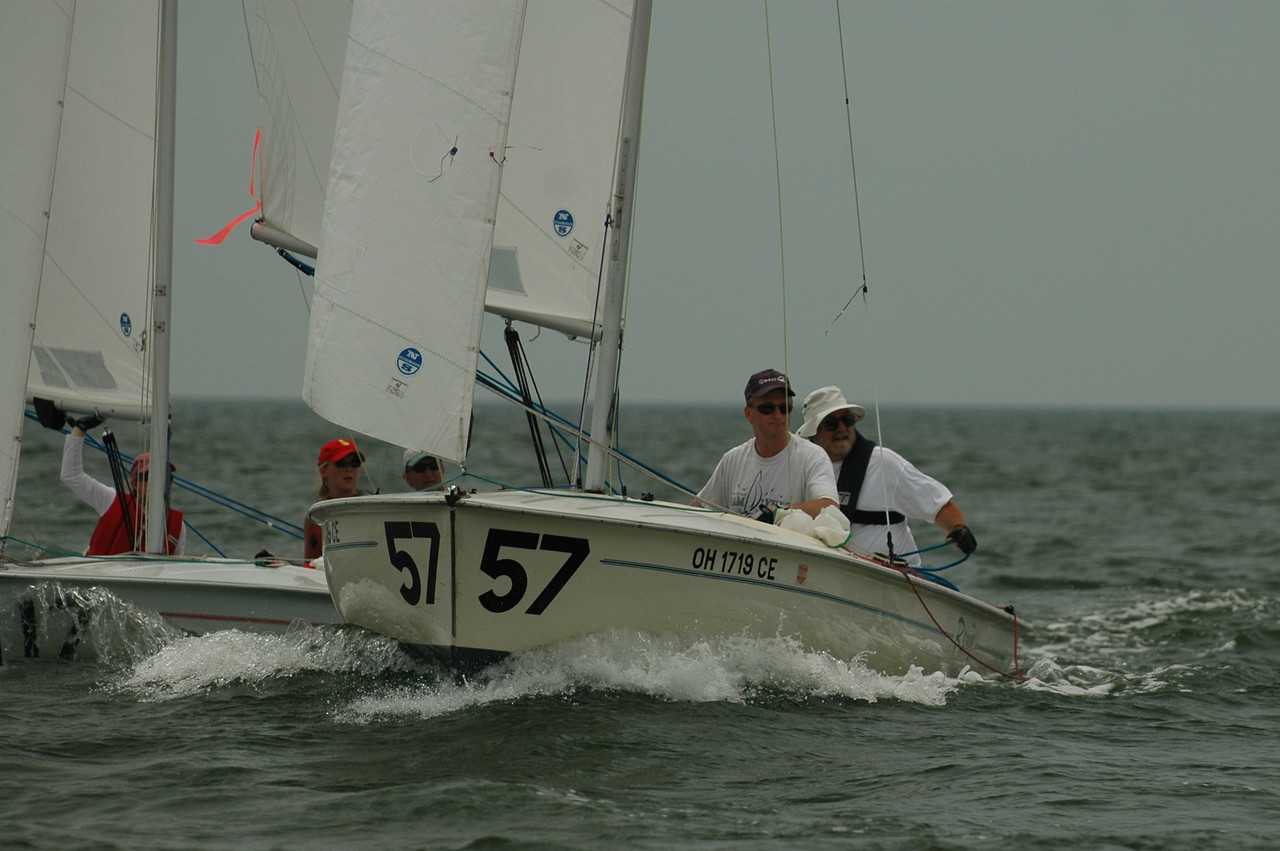 57/4032 George Gecik/Chris Krummel