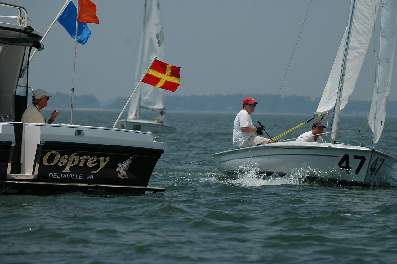 Osprey, 47/4735 Mark Wensell/Will Angus