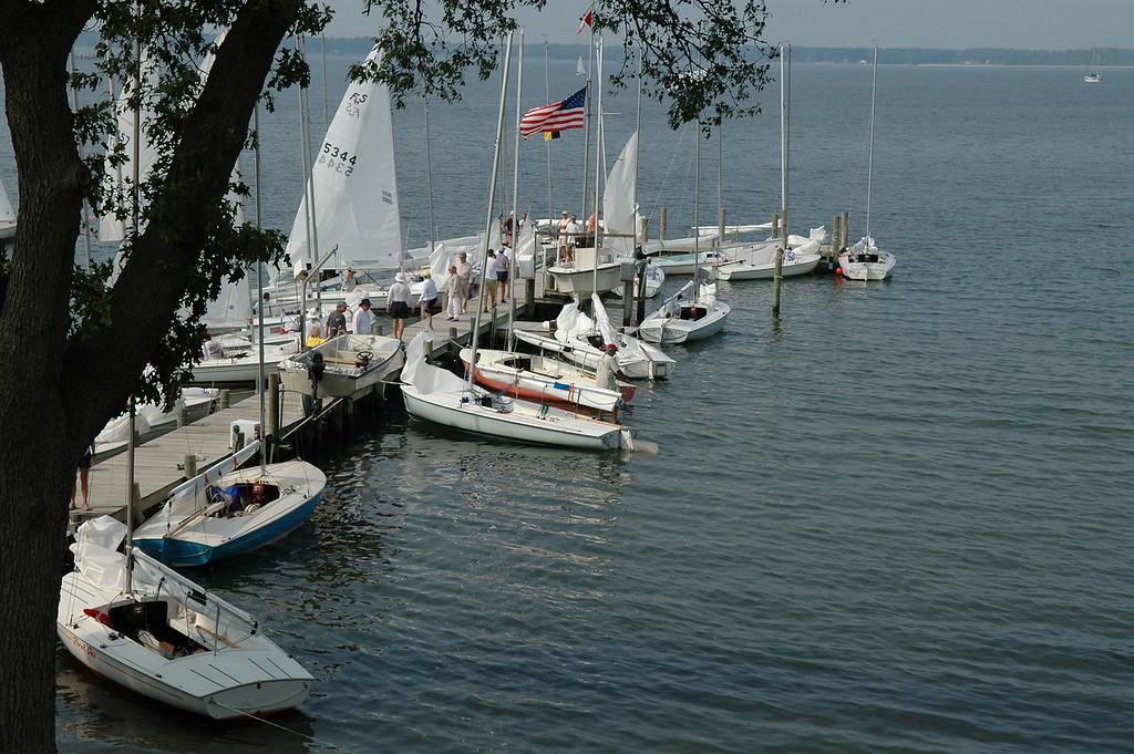 Fishing Bay Dock