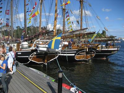 Tall Ships Race 2007