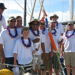 2008 Cabo Race on Mighty Tangaroa