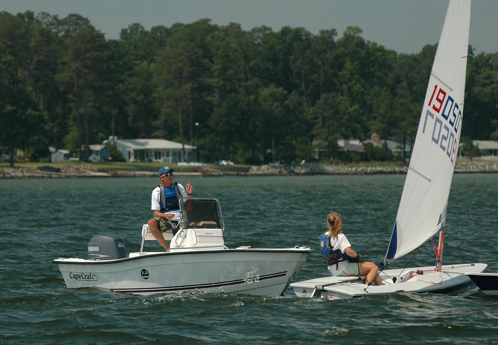 2008 Junior Week Photos at Fishing Bay Yacht Club