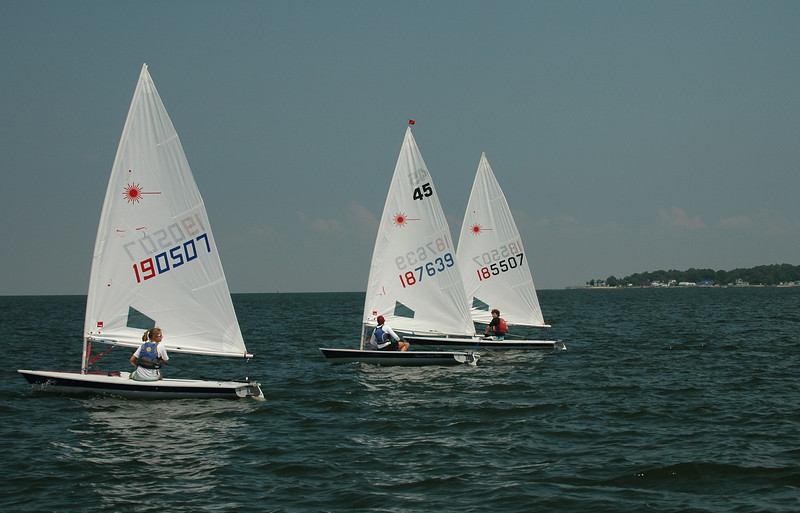 2008 Junior Week Photos at Fishing Bay Yacht Club