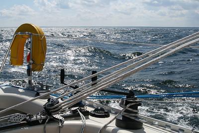 Sailing vacation 2008