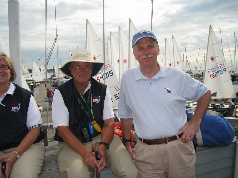 Chief Judge and PRO Hugh Elliot