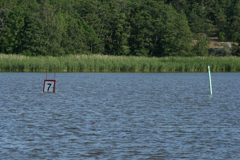 Trosa (high waterlevel!)