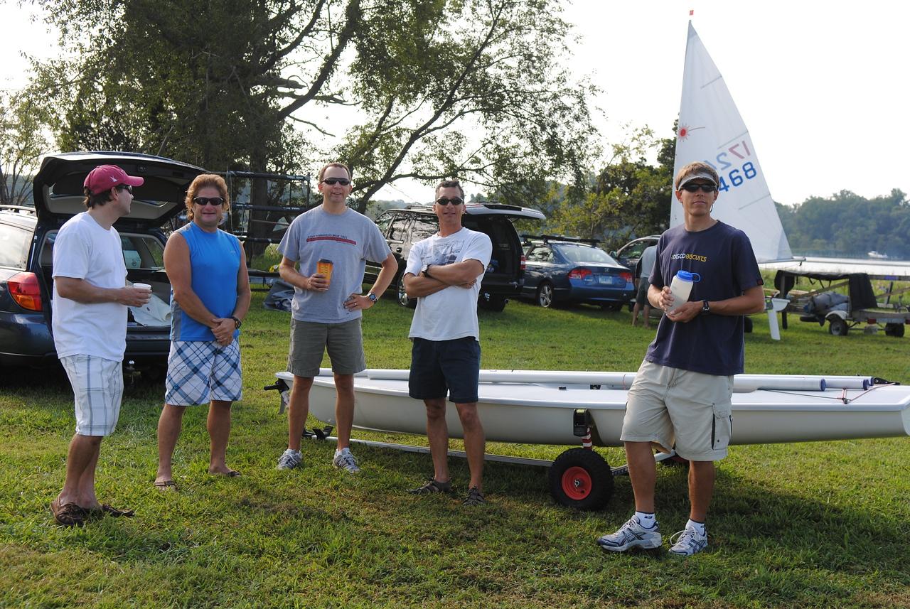 Holger, Dave, Ted, Bob, Eric