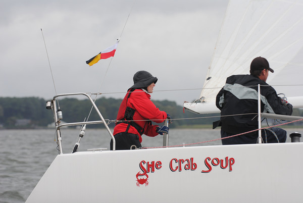 She Crab Soup - Cyanne Crump