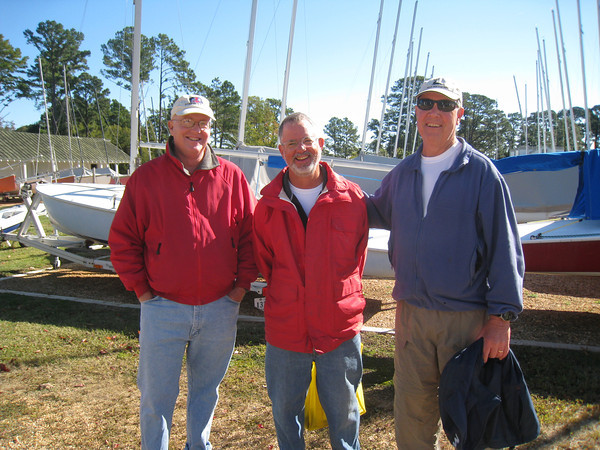 Mike Dale, Mike Miller, Rick Klein
