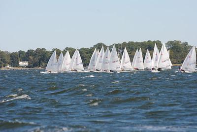 Fleet Start Race 1