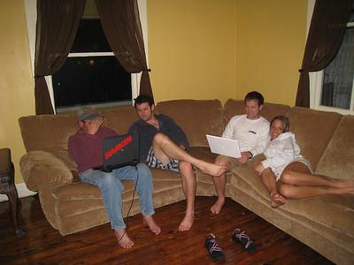Lee, Mark, Keith, Aubrey