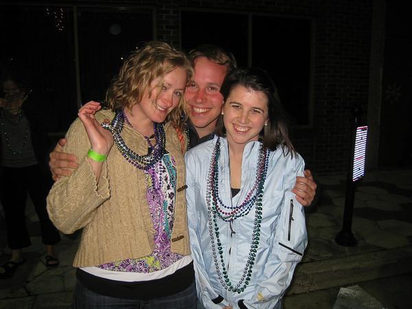 Melissa, Kevin, Sarah