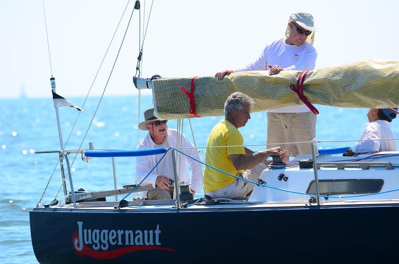 Juggernaut, Mike Dale, Rick Klein