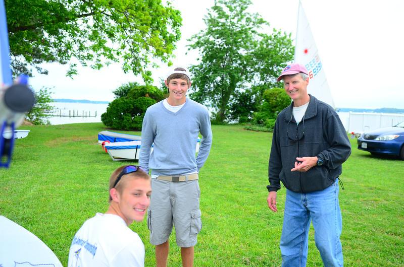 Ben Buhl, Austin Powers, Eric Powers