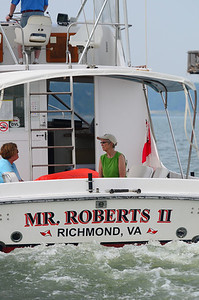 Mr. Roberts - Cathy Clark