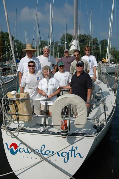 Wavelength - Mike Schmidt, Rob Whittet, Ed Walker, Eric Brendel, Hobie Walker, Tom, John