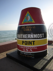 The Southern Most Point of the United States