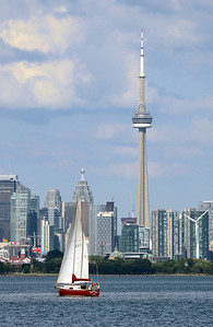 6/22 Toronto skyline