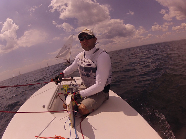 6/22 going downwind.