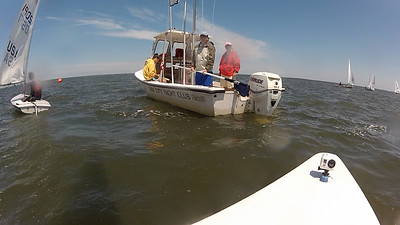 Signal boat