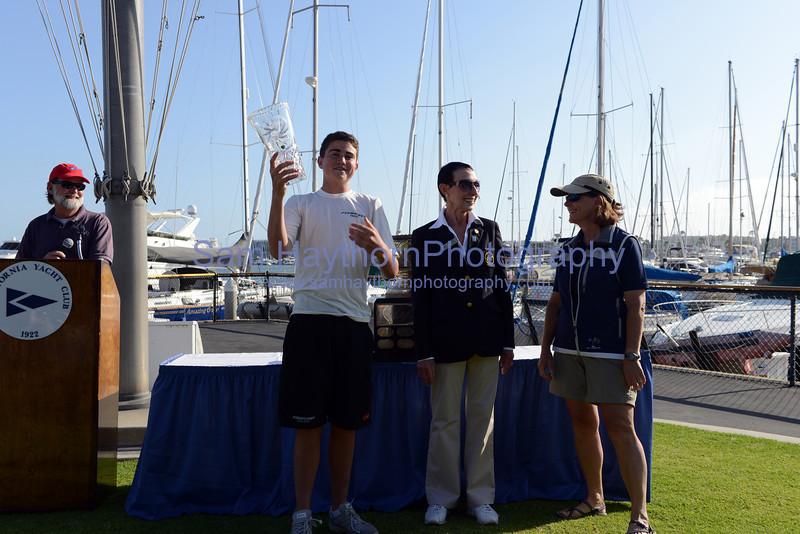 Cal Cup, Sunday May 19, 2013, Marina del Rey.