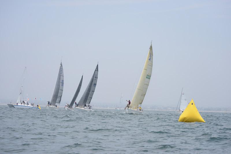 Cal Race Week, Saturday June 1, 2013, Marina del Rey.