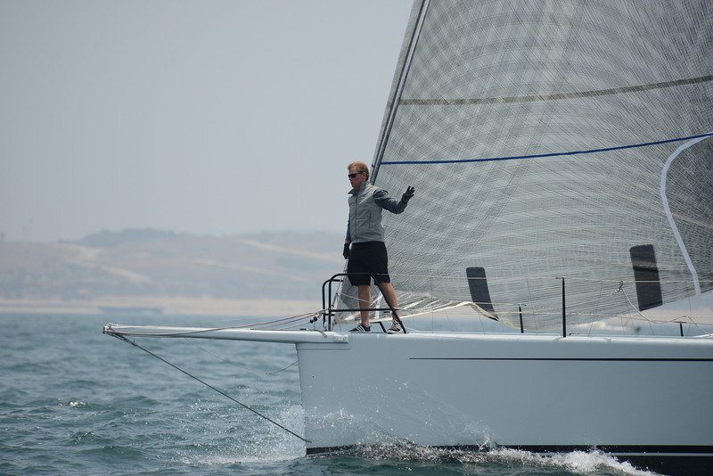Cal Race Week, Saturday June 1, 2013, Marina del Rey.