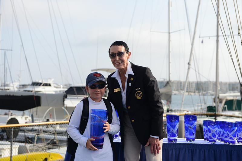 Cal Race Week, Sunday June 2, 2013, Marina del Rey.