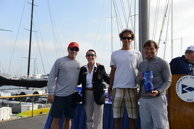 Cal Race Week, Sunday June 2, 2013, Marina del Rey.