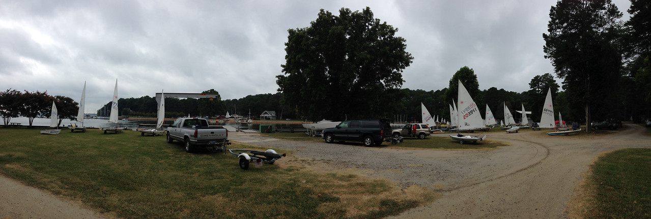 9/20 Lake Norman Yacht Club Board Bash Regatta