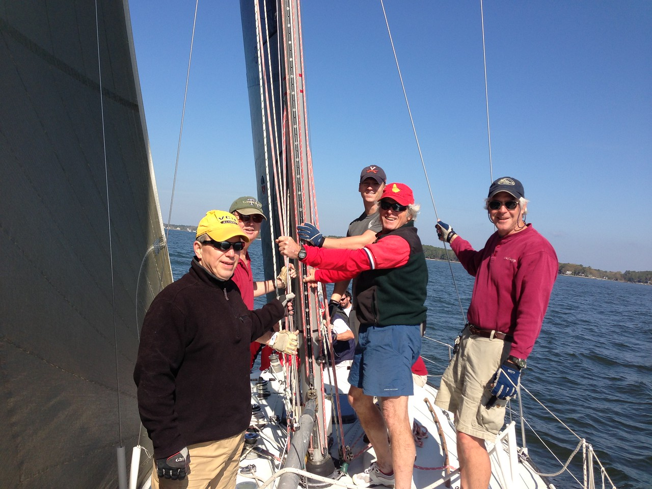 4/13 FBYC Opening Day: Wavelength.